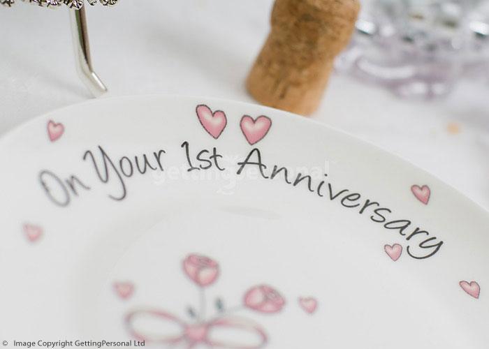 12 Year Wedding Anniversary Gifts: Anniversary Gifts: 1st