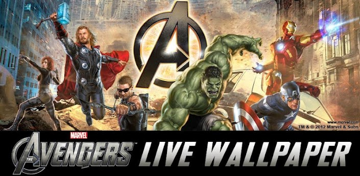 The Avengers Live Wallpaper APK | Boxs Android Apps