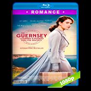 La sociedad literaria y del pastel de cáscara de papa de Guernsey (2018) BRRip 1080p Audio Dual Latino-Ingles
