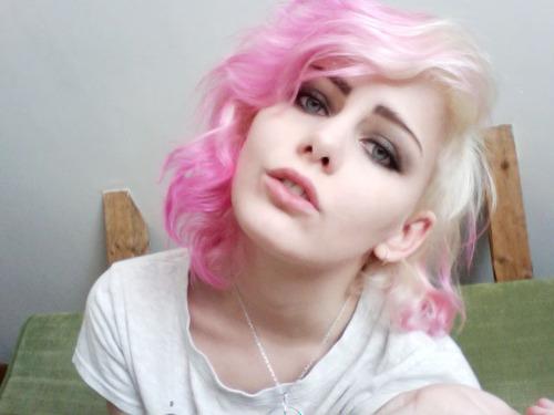 We Heart Hair ∆ Hairspiration Etc Mink Pink