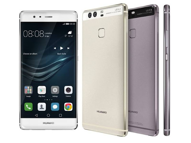 Top 5 Best Huawei Mobile Phones Under $500 in 2017 - Huawei P9