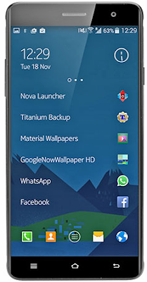 Nokia D1C Smartphone