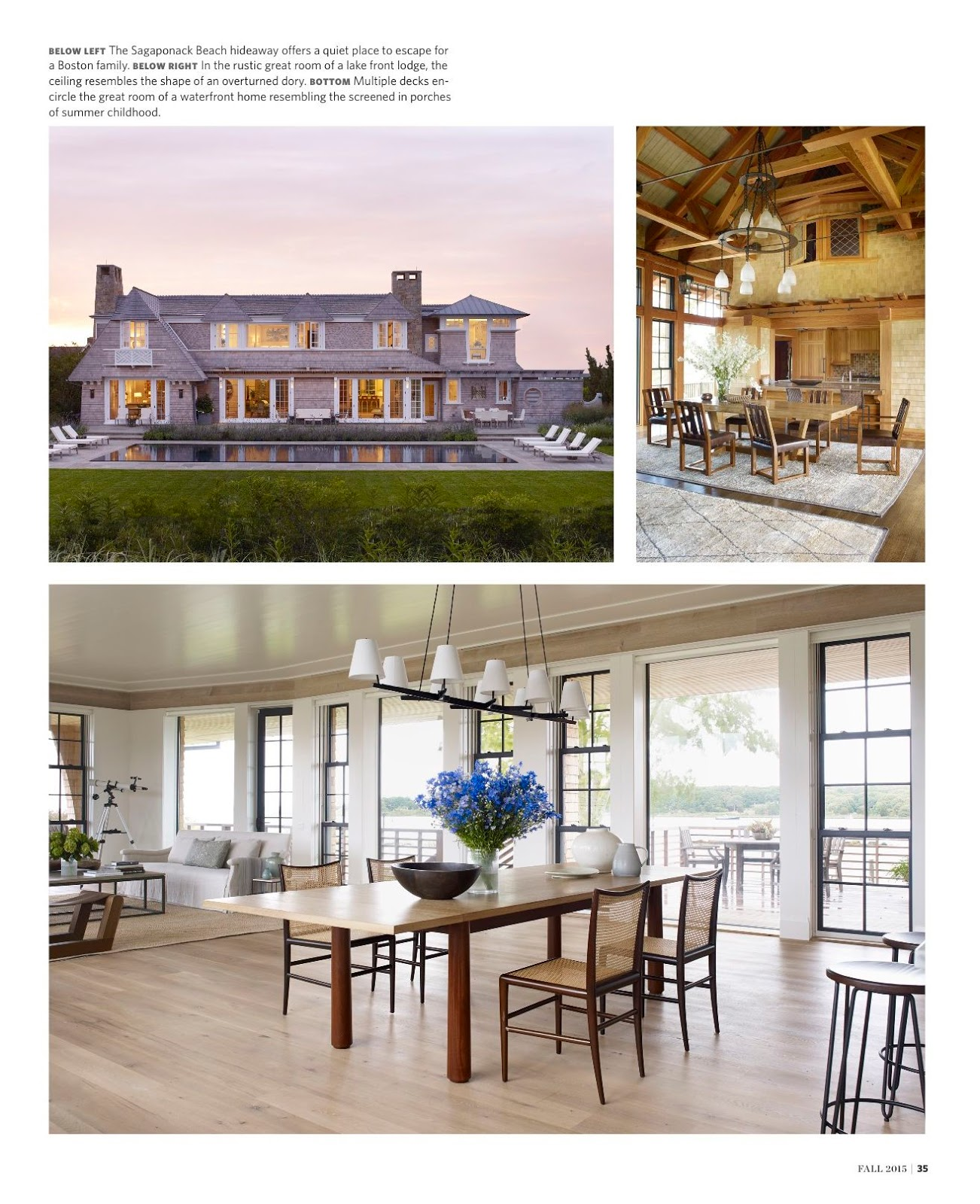 Reimagining An American Icon California Homes Magazine Fall 2015