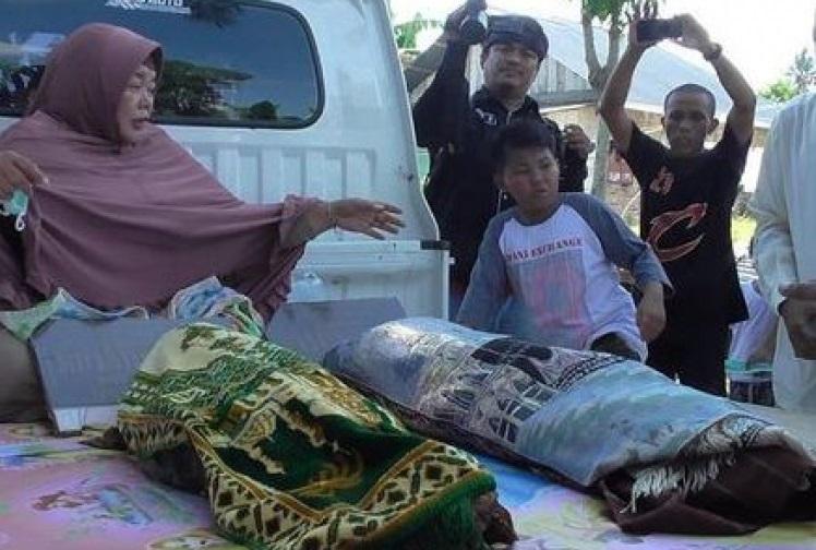 Gegara Beda Pilihan Caleg, Dua Kuburan Terpaksa Dibongkar  di Gorontalo