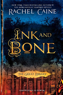 Ink and Bone by Rachel Caine | Cover Love