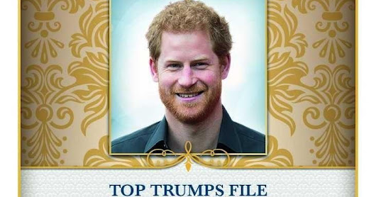 Informacja prasowa - Royal Wedding Top Trumps