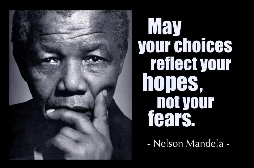 Nelson Mandela Quotes: * Nubia_group Inspiration *: RIP Nelson Mandela