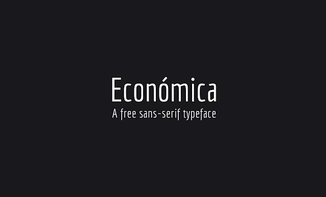 Download Economica Font Free
