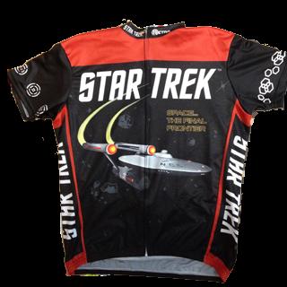 a49e84b35 Star Trek cycling jerseys on the way