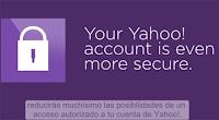 """Nuevas Funciones """"Yahoo Account Key"""" sistema sin contraseña"""