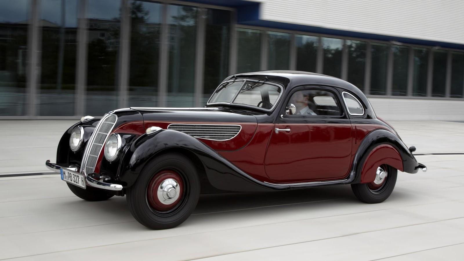 1937-1941 BMW 327