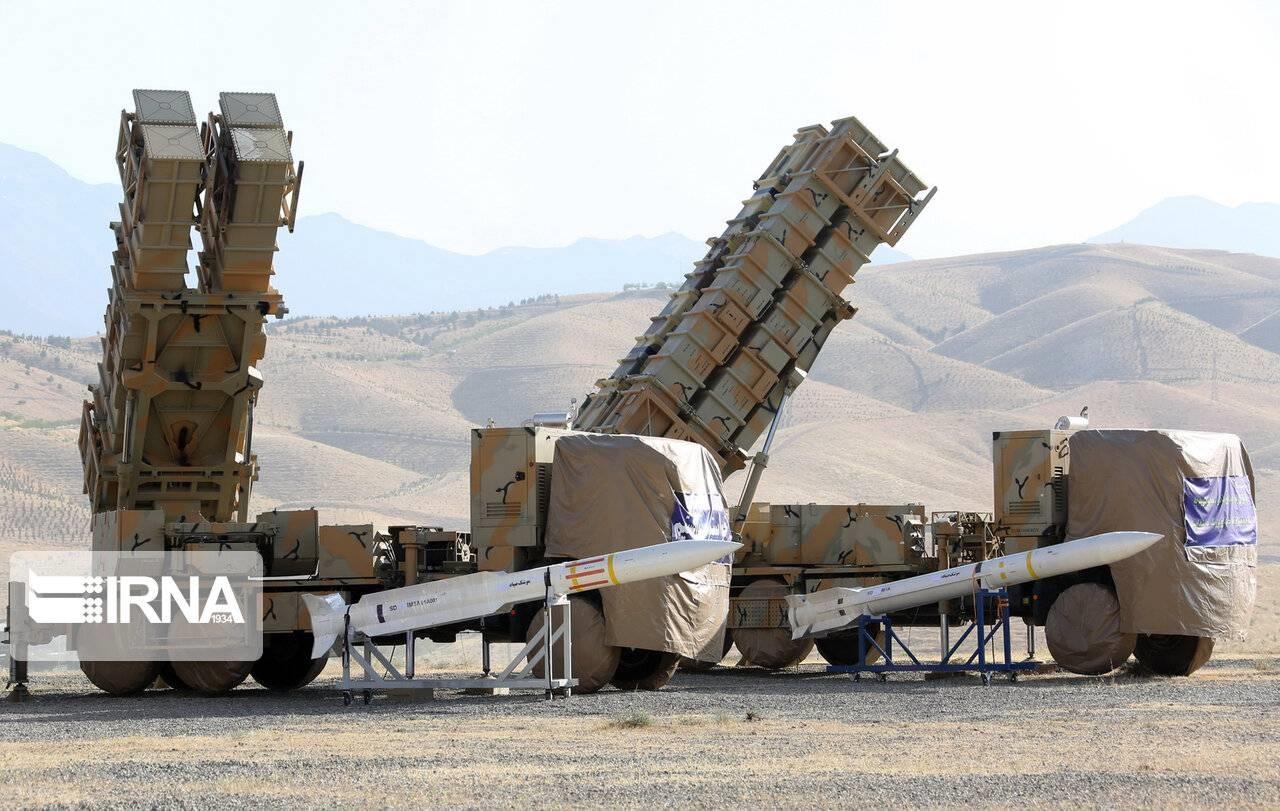 Sistem rudal pertahanan udara KKhordad 15 Alat politik-pertahanan baru untuk Iran