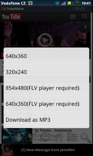 TubeMate YouTube Downloader v1.05.53 build 330 Ad-Free