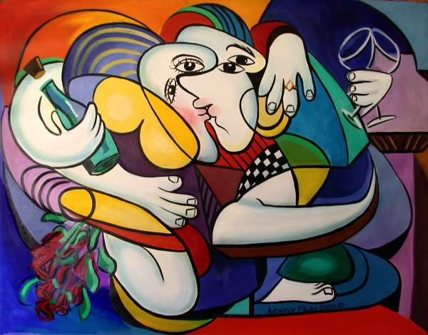 Anthony Falbo | American Cubist painter
