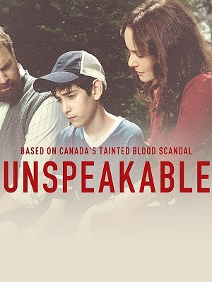 Unspeakable - Legendada Séries Torrent Download capa