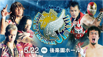 NJPW Best Of The Super Juniors XXII (22/05/2015)