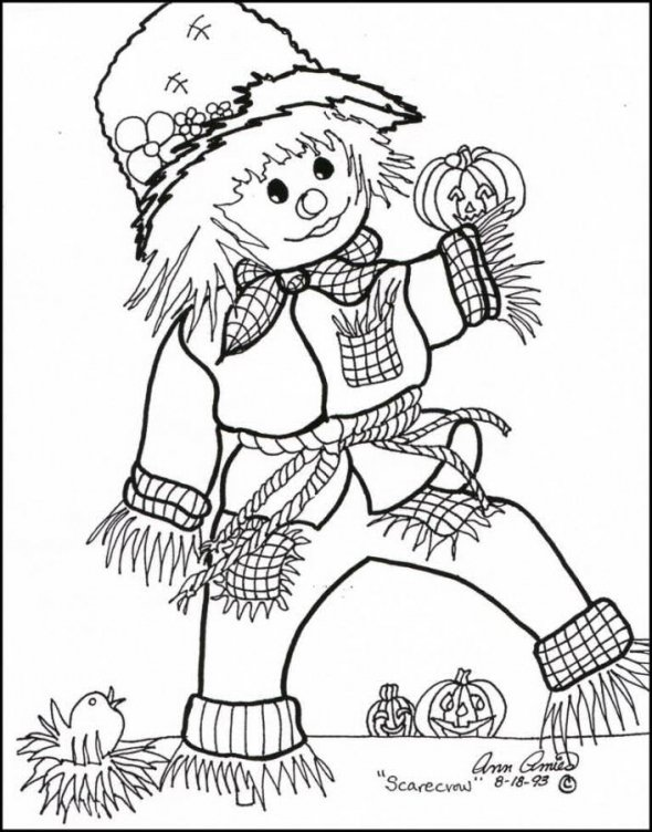 printable religious halloween coloring pages - photo#14