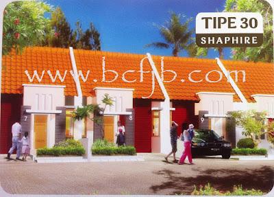 Daftar Harga Rumah Murah di Kota Batam type 30
