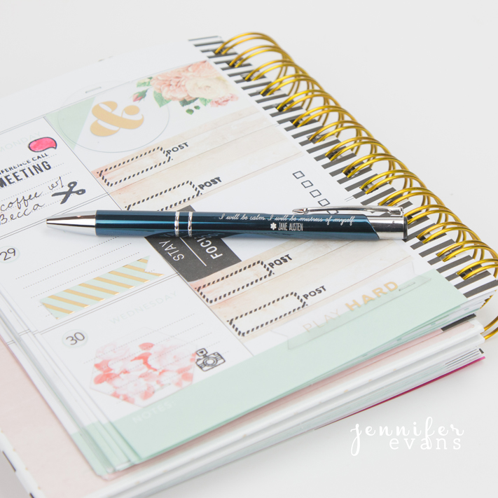 @heidiswapp Memory Planner pages from start to finish by @createoften