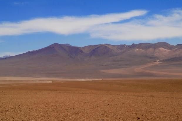 Reserva Nacional de Fauna Andina Eduardo Avaroa, Deserto di Silioli, Montagna dei Sette Colori