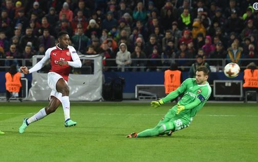 Video: CSKA Moscow 2 – 2 Arsenal [Europa League] Highlights