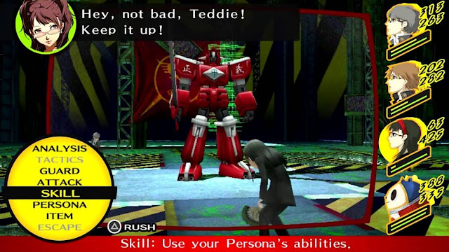 Walkthrough Persona 4 Golden Bahasa Indonesia - Part 6 (September)