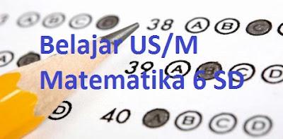 Contoh Soal UN Matematika SD Tentang Perkalian dan Pembagian Serta Pembahasannya