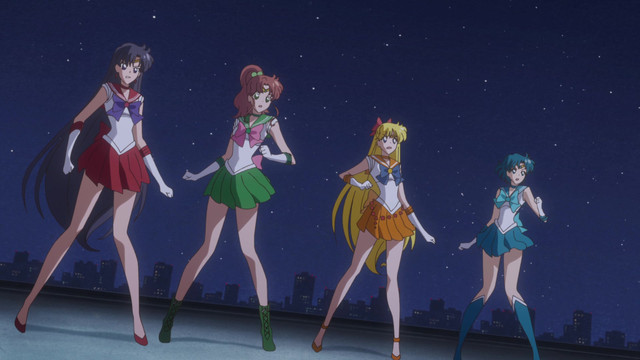 Assistir Bishoujo Senshi Sailor Moon Crystal 34 Online