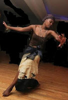Turenne Joseph, Conscious movement activism art in action at Majoha Benefit Evening for Children