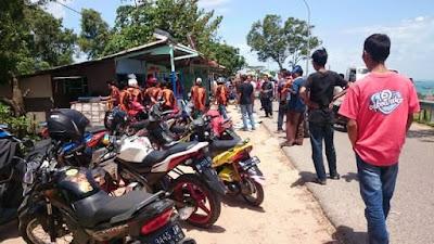 Ormas PP Melakukan Pembokaran Paksa 4 Kios Di Wilayah Tanjung Uma Batam