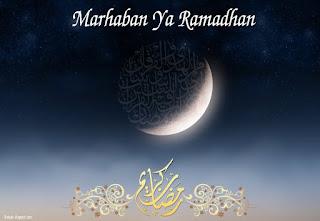 3 Langkah Mudah Untuk Kekal Bertenaga di Bulan Ramadan