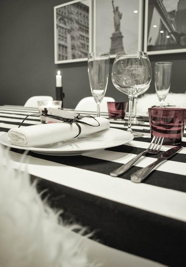cena romántica en rojo www.mylittlebrunch.com