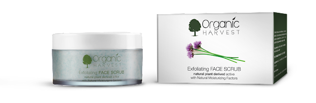 Top 10 Organic Harvest Products You Must Know - Exfoliating Face Scrub