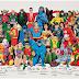 Coleção de graphic novels da DC é expandida pela Eaglemoss