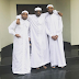 MPNAIJA GIST:Photo: Don Jazzy and his brothers step out in White garment robes