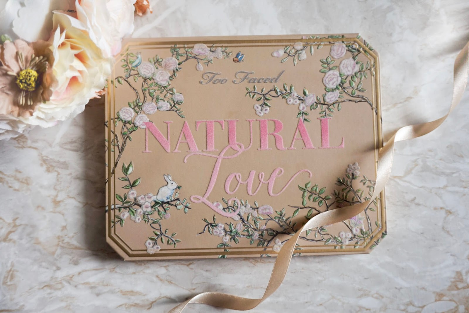 Beauty | Too Faced Natural Love Palette
