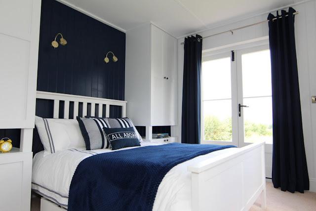 Sypialnia w morskim stylu, jak ją urządzić?