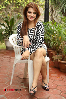Actress Saloni Latest Pos in Short Dress  0302.JPG