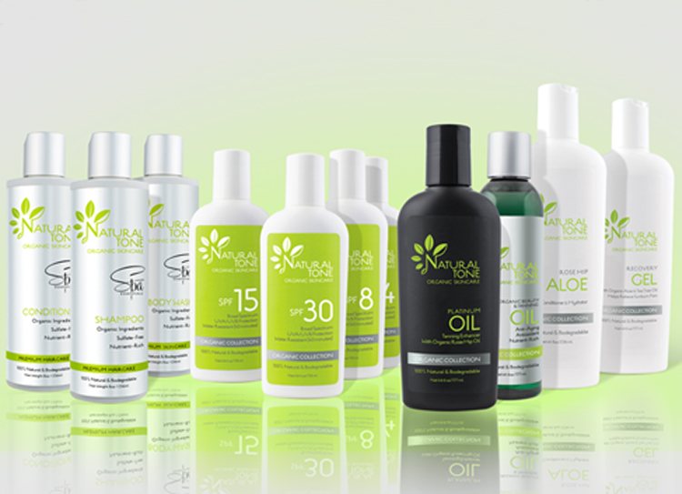 Vivaness 2018 - Natural Tone Organic Skincare