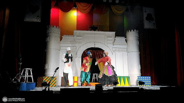 Mahkamah Keadilan, Pertandingan Festival Teater Kuala Lumpur 2017,