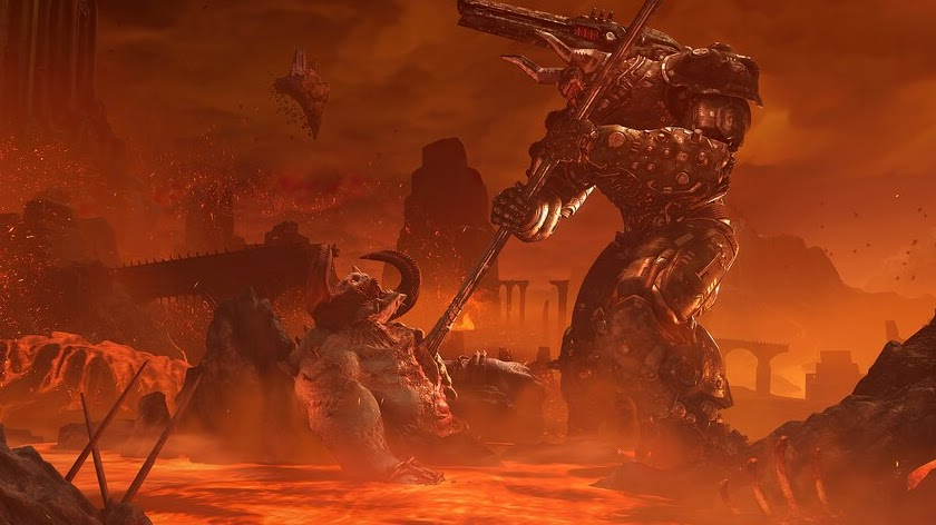 DOOM Eternal, 4K, #7.874