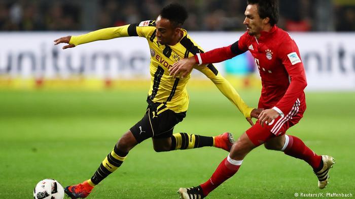 Dortmund vs Bayern Múnich EN VIVO por la Bundesliga