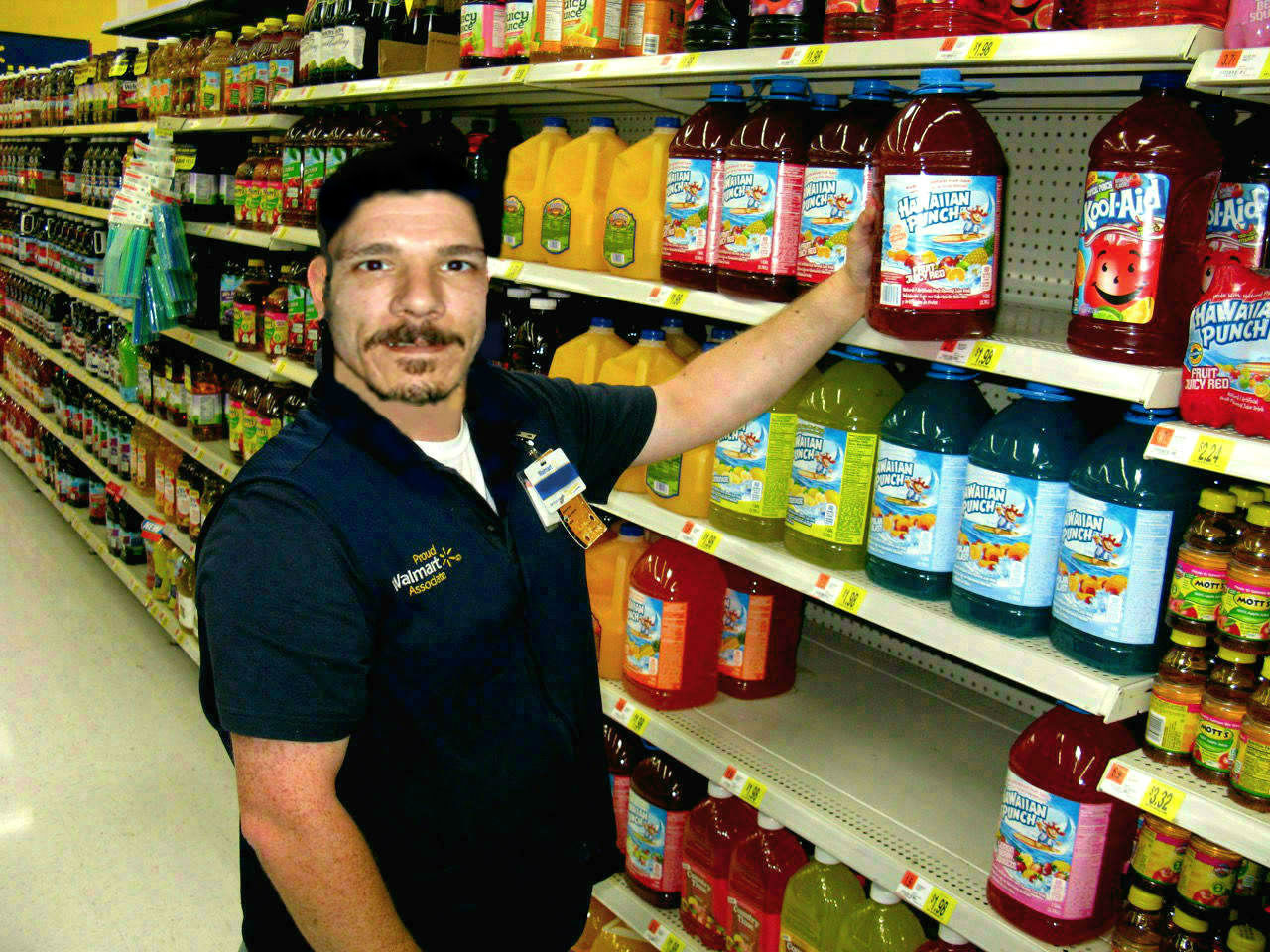 Today's News: Freeman Fly Takes A Job At Walmart Stocking Shelves