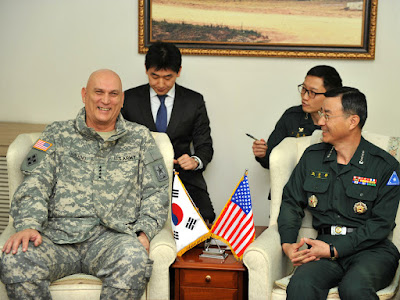us-army-chief-to-visit-s-korea