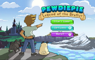 PewDiePie Legend of Brofist APK MOD Unlimited Money