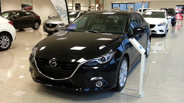 Mazda 3 Colors, The Appearance Brings You Higher