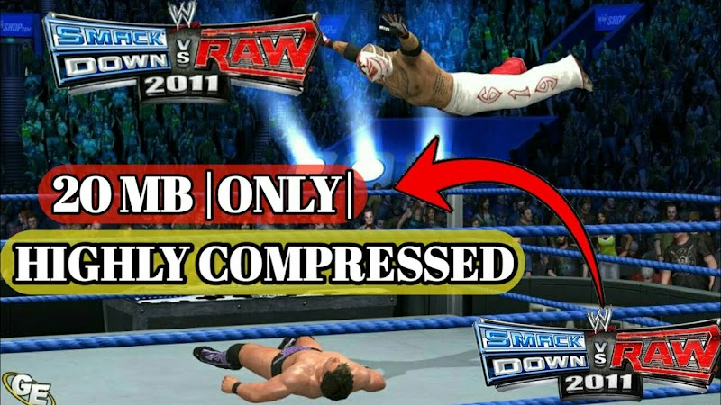20 mb|wwe svr11 highly compressed game download⬆⬆