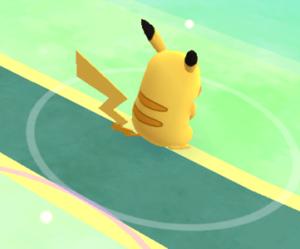 Pikachu starter pokemon.