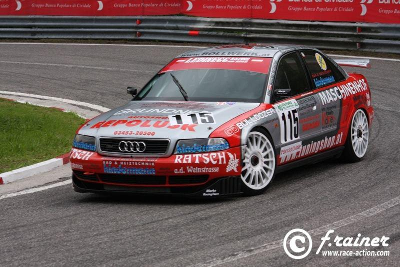 The Audi A4 Stw And Its Reincarnation Audi Motorsport Blog