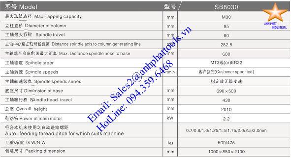 Máy Taro Cao Cấp Thương Hiệu WDDM 2.2kw